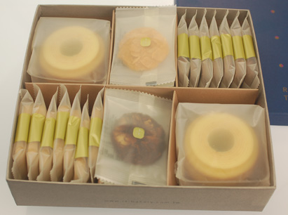 小藍雅緻禮盒-普通版