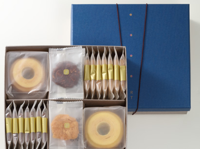 小藍雅緻禮盒