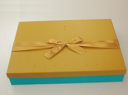 大黃雅緻禮盒 ~ 喜餅版