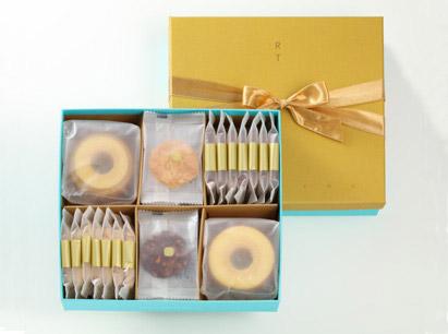 小黃雅緻禮盒~喜餅版