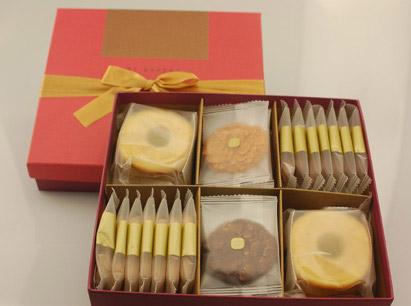 白精緻+小紅雅緻禮盒~喜餅版