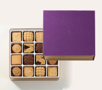 精緻小西餅-紫色封套